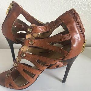 Brown Heels